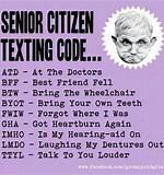 Image result for funny senior citizen quotes. Size: 150 x 160. Source: quotesgram.com