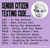 Image result for funny quotes about senior citizens. Size: 165 x 160. Source: quotesgram.com