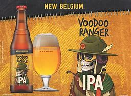 Image result for new belgium voodoo ranger