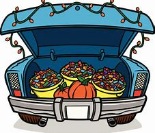 Image result for trunk or treat clip art