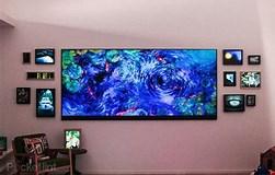 Image result for 120 inch flat screen TV. Size: 251 x 160. Source: www.flatpanelshd.com