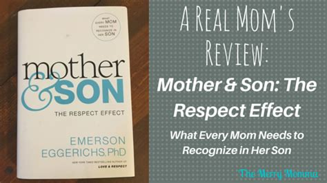 Mother and son the respect effect book-verbmacuwor