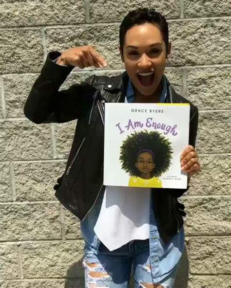 Image result for grace byers actress activist author