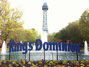 Image result for Kings Dominion Theme Park
