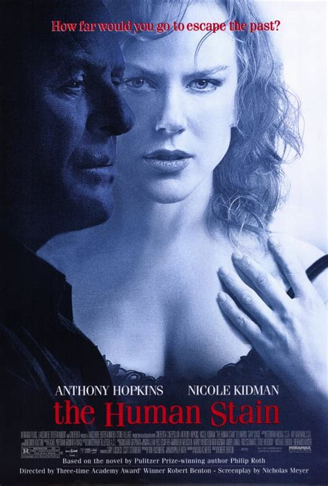 Image result for images movie poster the human stain