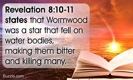 Image result for Wormwood Biblical