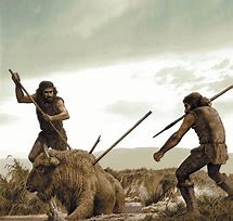Image result for images prehistoric humans