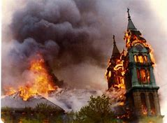 Image result for notre dame cathedral fire