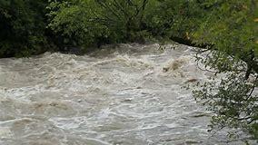 Image result for flash flooded river