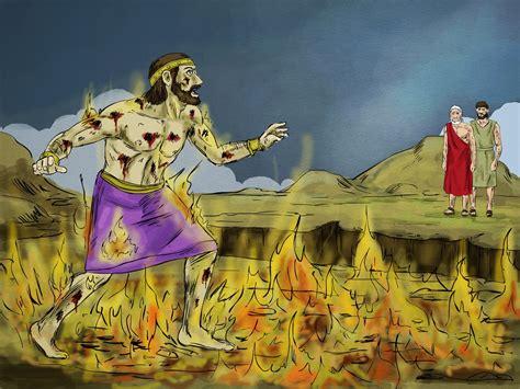 Image result for abraham's bosom lazarus goes to pradise