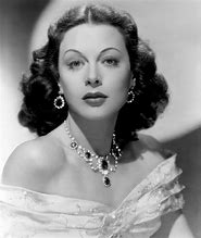 Image result for images hedy lamarr