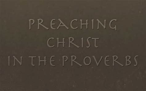 Image result for the messiah in the book of proverbs