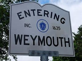 Image result for Weymouth MA Sign