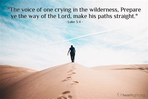 Image result for a voice crying in the wilderness