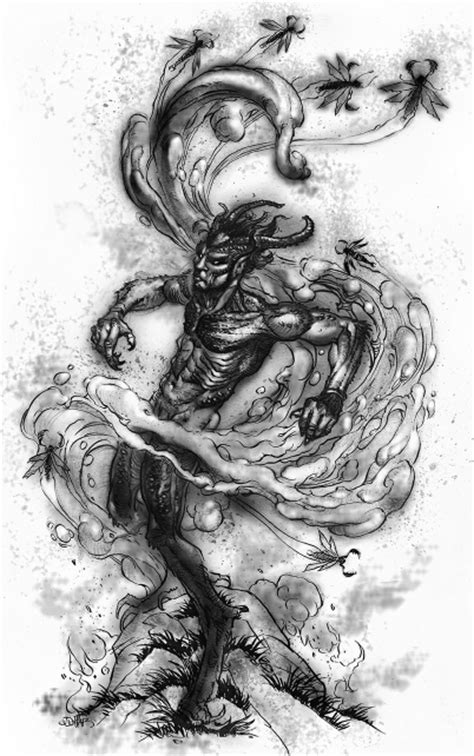 Image result for the angel Raphael binds ASMODEUS the demon