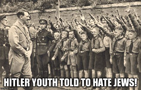 Image result for hitler made germany hate the jews