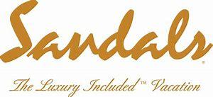 Image result for Sandals Logo