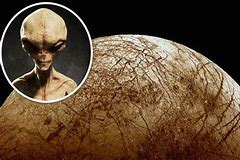 Image result for entities from Jupiter