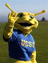 Image result for Banana Slug mascot. Size: 156 x 204. Source: yooychoi.tistory.com