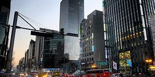 Image result for Gangnam District. Size: 319 x 160. Source: en.wikipedia.org