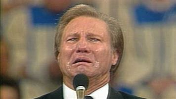Image result for images jimmy swaggart crying