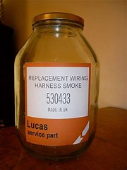 Image result for Lucas Smoke In a Jar