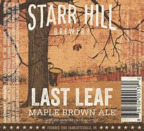 Image result for starr hill last leaf