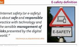Image result for safety on the Internet definition
