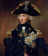 Image result for Horatio Nelson
