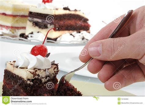 Image result for images for eating cake with a fork