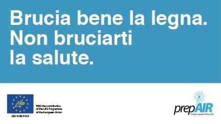 """Risultato immagine per BRUCIA BENE LA LEGNA. NON BRUCIARTI LA SALUTE"""""""