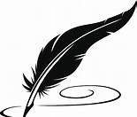 Image result for Royalty Free Picture of Quill Pen