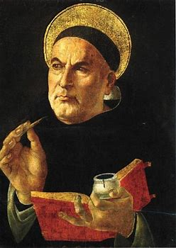 Image result for image st.thomas aquinas