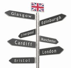 Image result for manchester london road sign