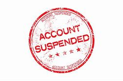 Image result for etsy account suspended error message