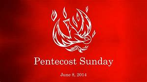 Image result for pentecost pics