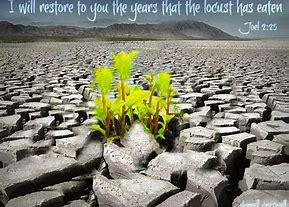 Image result for God restores