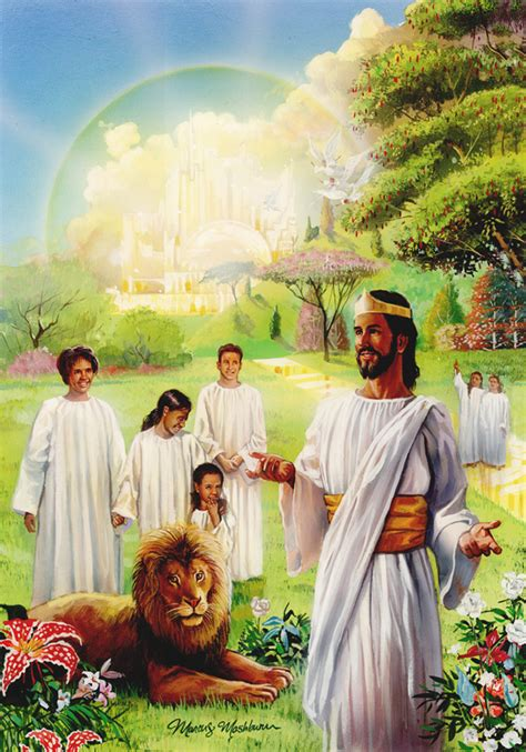 Image result for Gallery of Jesus in Heaven