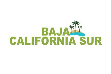 Resultado de imagen de logo de baja california sur