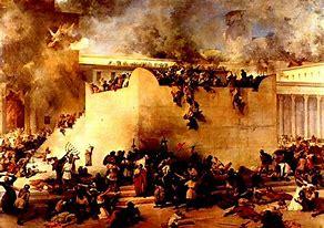Image result for Destruction of Jerusalem Temple