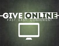 Image result for Online giving