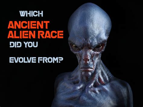 Image result for we evolved from some ancient alien race