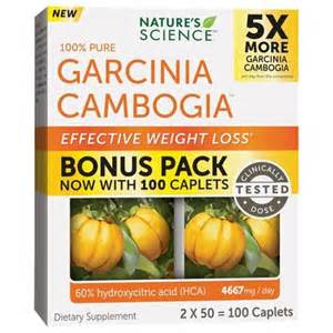 Nature S Science Garcinia Cambogia Reviews