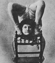 Image result for contortionists circus side show