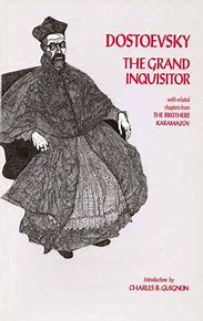 Image result for images the grand inquisitor karamazov