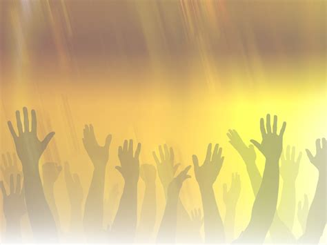 Image result for raised hands in praise