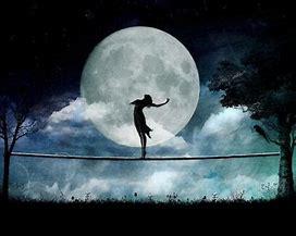 Image result for birds in moonlight art