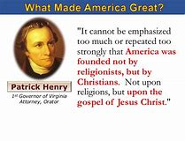 Image result for was america really founded on christian principles?