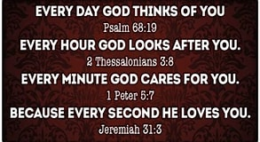 Image result for scripture that says god loves you. Size: 293 x 160. Source: www.ibelieve.com