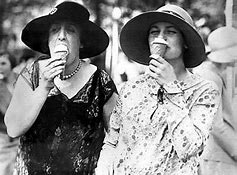 Image result for ice cream cone was invented by Charles E. Menches